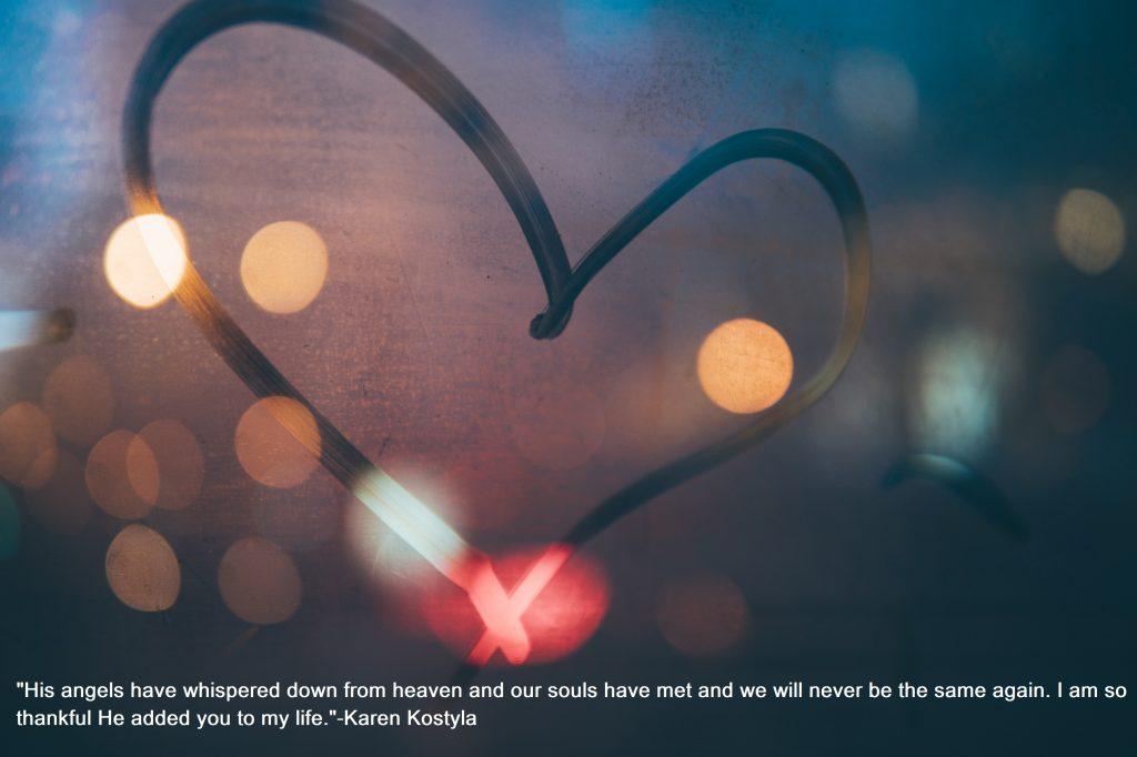 Karen Kostyla Love Quotes