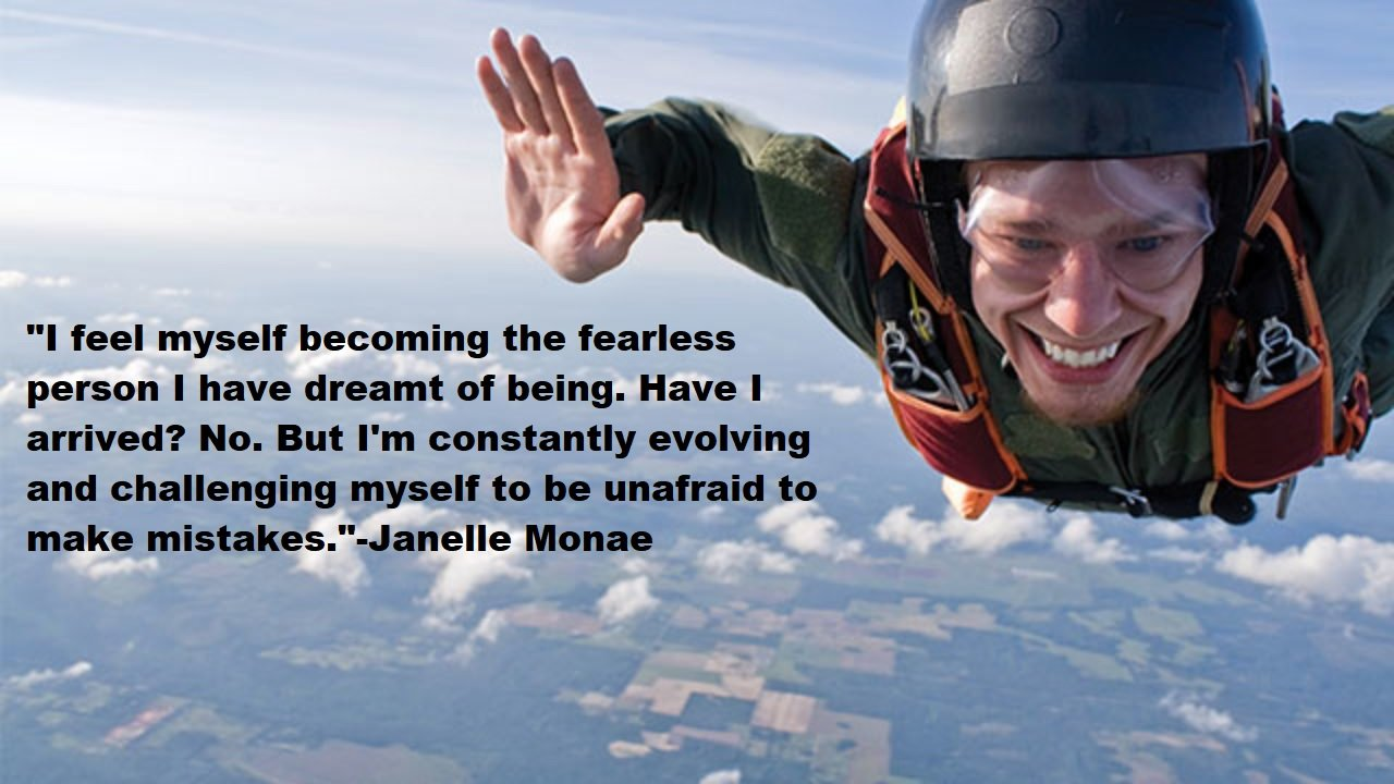 Live Fearless Quotes