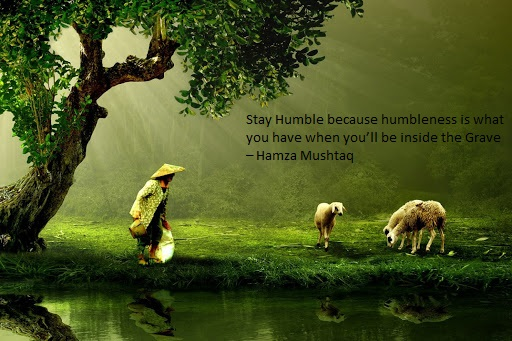 Quotes about Humbleness