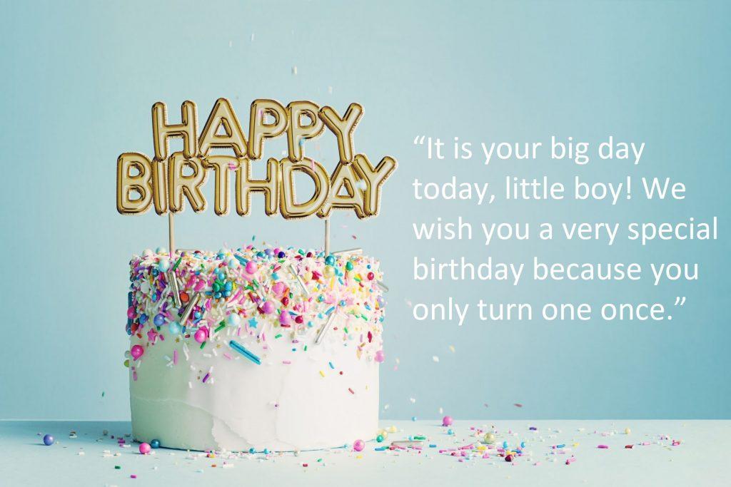 1st Birthday Quotes