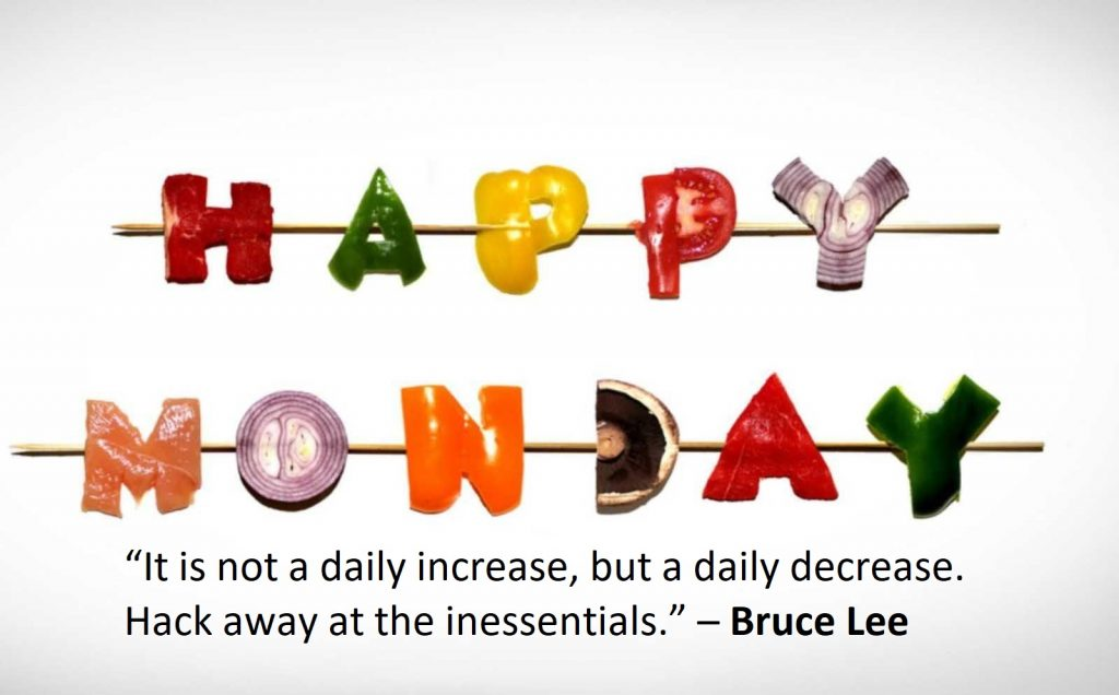 Inspiring Monday Quotes
