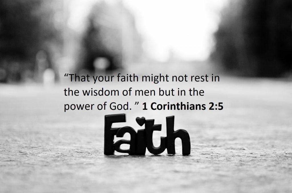 Bible Verses on Faith