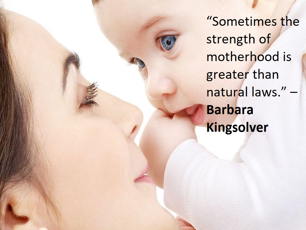 New Mother Quotes