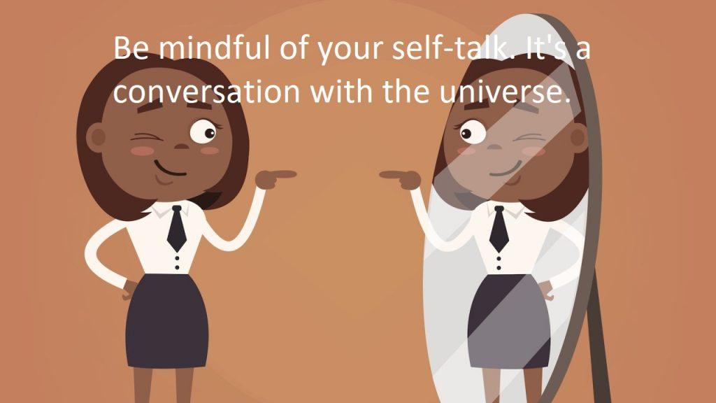 Self Talk Quotes