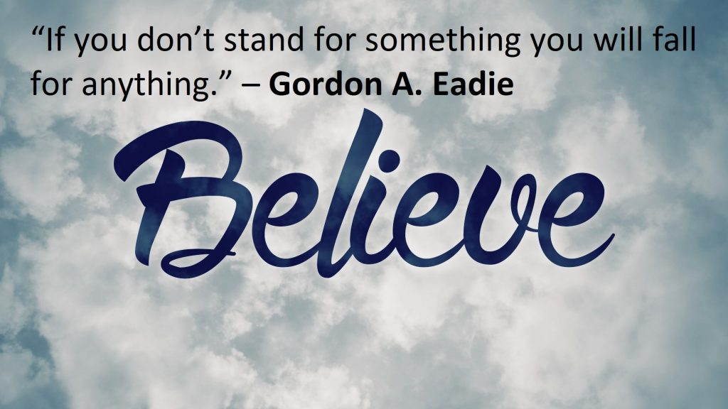 Believe You Can Quotes