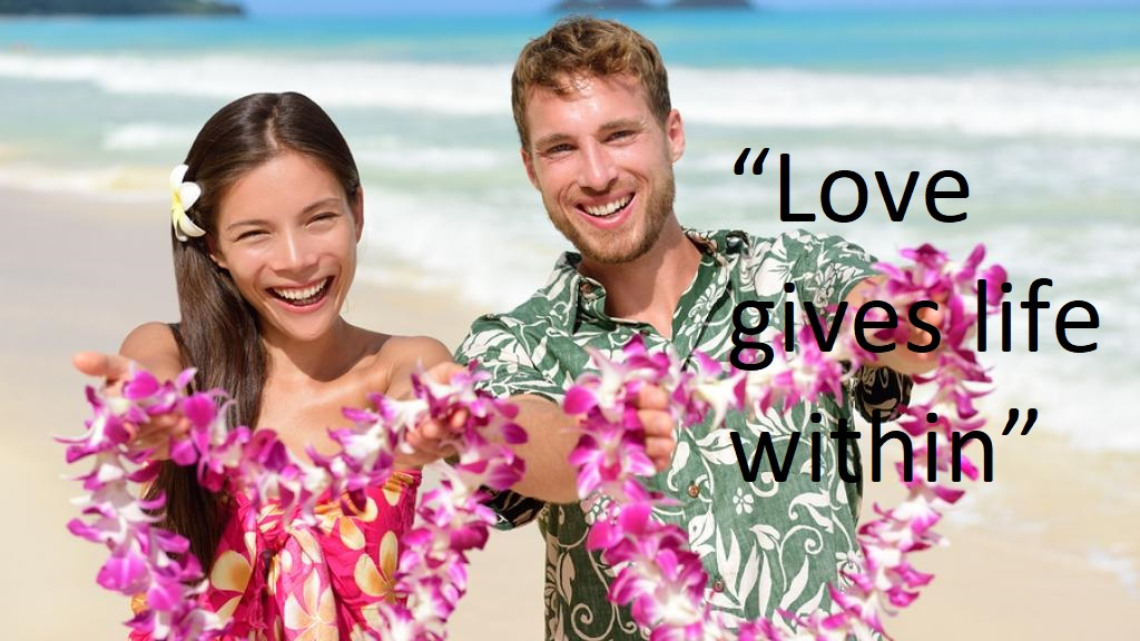 Hawaiian Quotes about Love