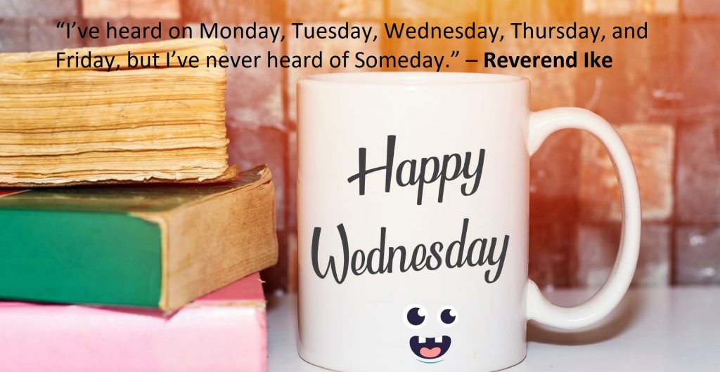 Inspiring Wednesday Quotes