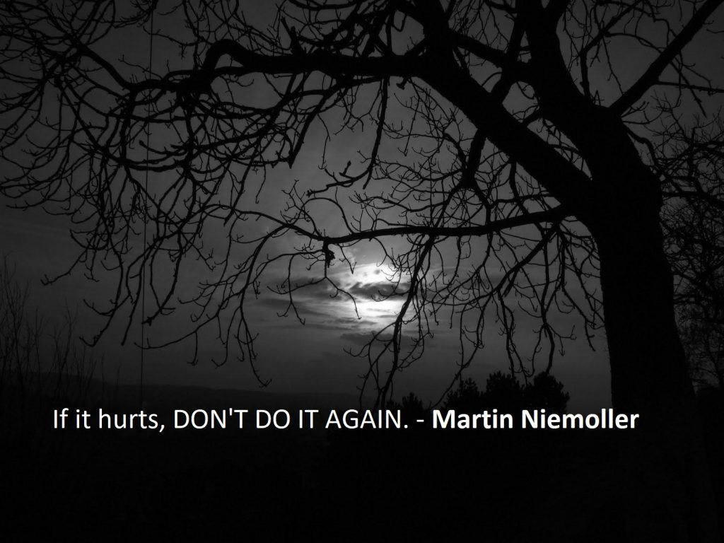 Don't Hurt Me Quotes