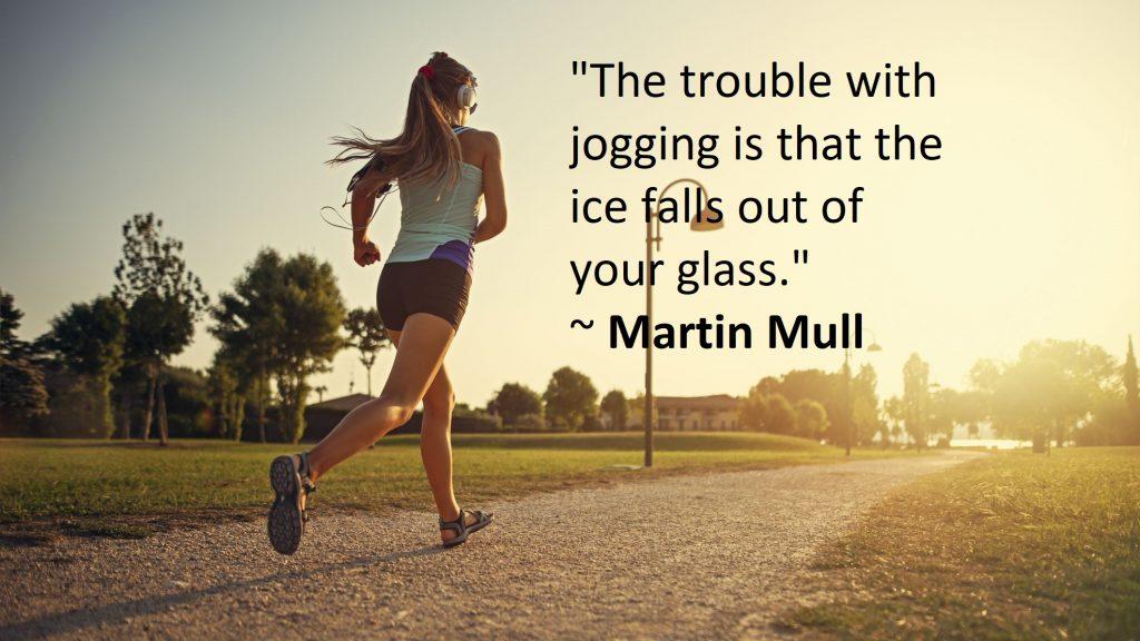 Jogging Quotes