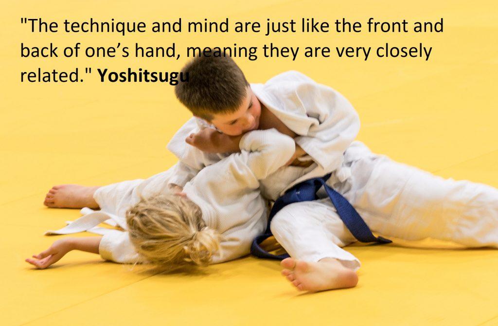 Judo Quotes