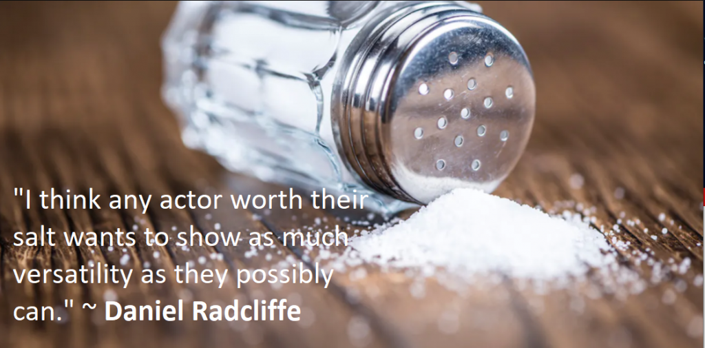 Salt Quotes