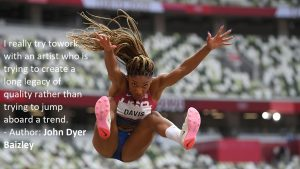 Long Jump Quotes