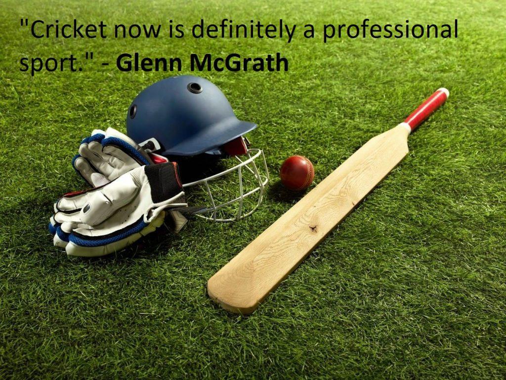 Cricket Quotes