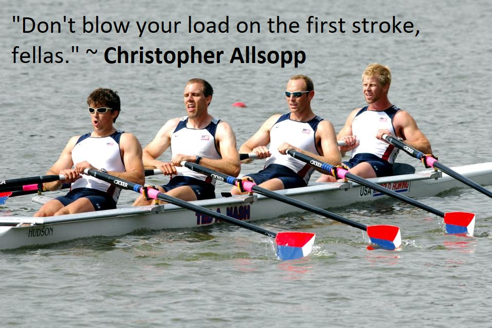 rowing quotes